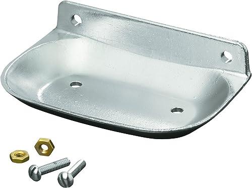 high quality KOHLER outlet sale K-8880-BC Brockway Soap Dish, Bright discount Chrome outlet online sale