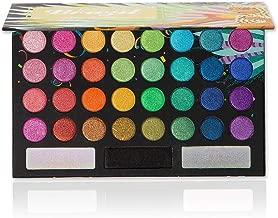 BH Cosmetics Eyeshadow Palette, Take Me Back To Brazil, Rio Edition