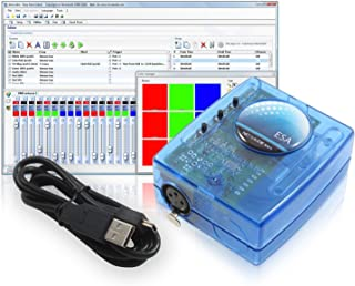 freestyler dmx control software