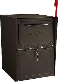 Architectural Mailboxes Oasis Mailbox, Graphite Bronze (Renewed)