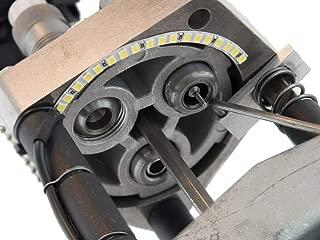 KMS Squared UFO LT Reloading Press Light for Lee Pro 1000, Breech Lock, Turret Press