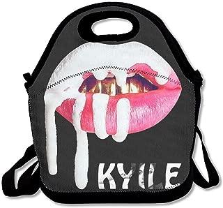 JUCHen Kylie Jenner Portable Lunch Bag For Work,Travel,Beach,Picnics