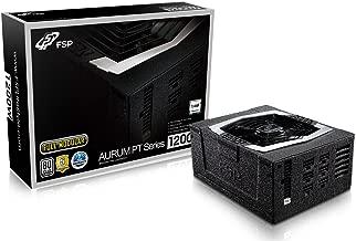 FSP Group PT FM series 1200W ATX 12V v2.4 and EPS 12V v2.92 80 Plus Platinum Certified Full Modular Active PFC Power Supply