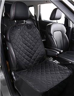 Alfheim Sitzbezug des Autos für Haustier, verschleißfester Bezug des Hintersitzes für Haustier