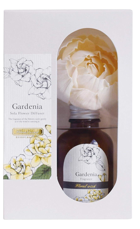 キャロラインシェルター風景Floral wind ソラフラワーディフューザー ガーデニア