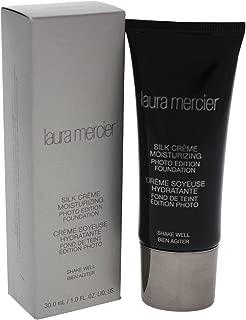 Laura Mercier Silk Creme Moisturizing Photo Edition Foundation - Sand Beige for Women - 1 oz
