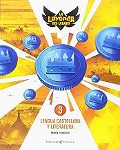 Proyecto: La leyenda del Legado. Lengua castellana y Literatura 3. Trimestres