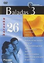26 Baladas 3 espagnol