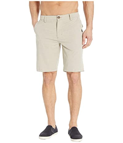 Rip Curl 20 Jackson Boardwalk Shorts (Shifting Sand) Men