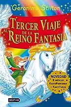 Stilton: tercer viaje al reino de la fantasía: ¡Libro con olores!: 2 (Geronimo Stilton)