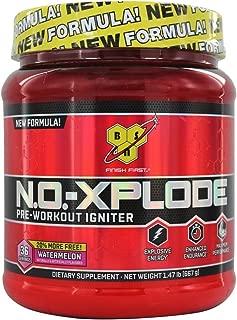 Bsn N.o.-xplode Pre-Workout Supplement, 36 Servings, Watermelon, 1.47 Pound