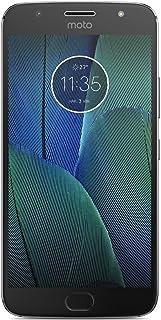"""Motorola Moto G5S Plus - Smartphone Libre de 5.2"""" Full HD, 3.000 mAh de batería, cámara de 13 MP, 4 GB de RAM + 32 GB de A..."""