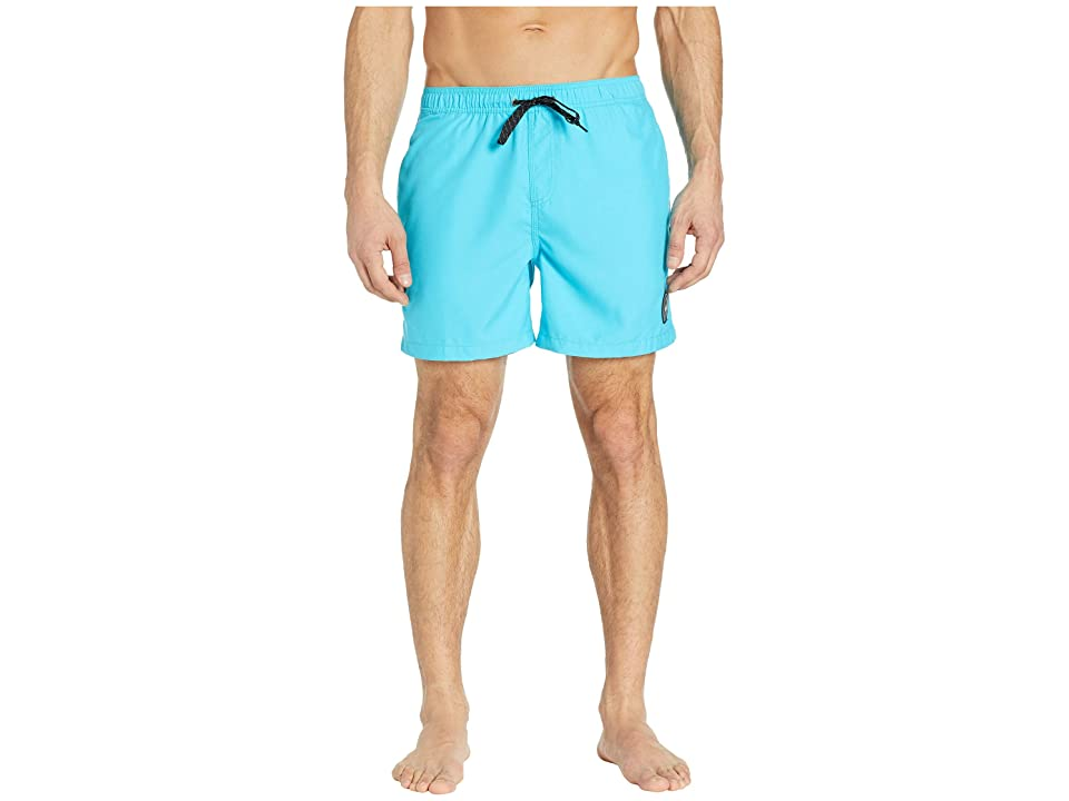 Quiksilver Everyday Volley 17 Boardshorts (Atomic Blue) Men