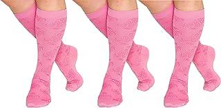 LISH Unisex Compression Sock (Pink