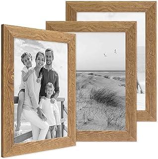 Cadre photo Stralsund 20 x 30 cm Poster Cadre bois 30 x 20 Choix de Couleur