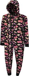hot pink Women's pajamas One piece with butt flap Xxxl-3XL