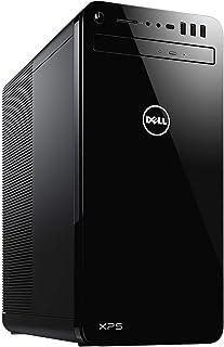 Dell 8930 XPS Tower Desktop Computer, 9th Generation Intel Core i7-9700, NVIDIA GeForce GTX 1050Ti 4GB Graphics, 256GB SSD...