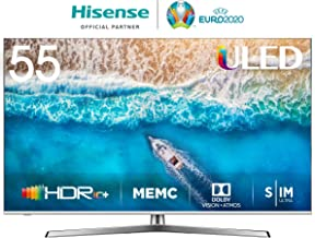 Hisense H55U7BE - Smart TV ULED 55' 4K Ultra HD con Alexa