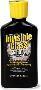 Invisible Glass 91471 Anti-Fog - Car Defogger, Glass Cleaner Anti-Fog Invisible Window Cleaner and Car Defogger for Car Interior