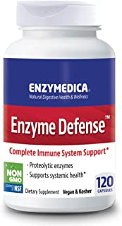 Sponsored Ad - Enzymedica, Enzyme Defense, Specialized Enzyme Formula For Immune System Support, Vegan, Kosher 120 Capsule...