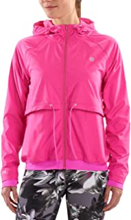 SKINS Women's Plus Distort Lightweight Jacket
