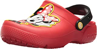 Fun Lab Minnie Clog Kids, Zuecos para Niñas