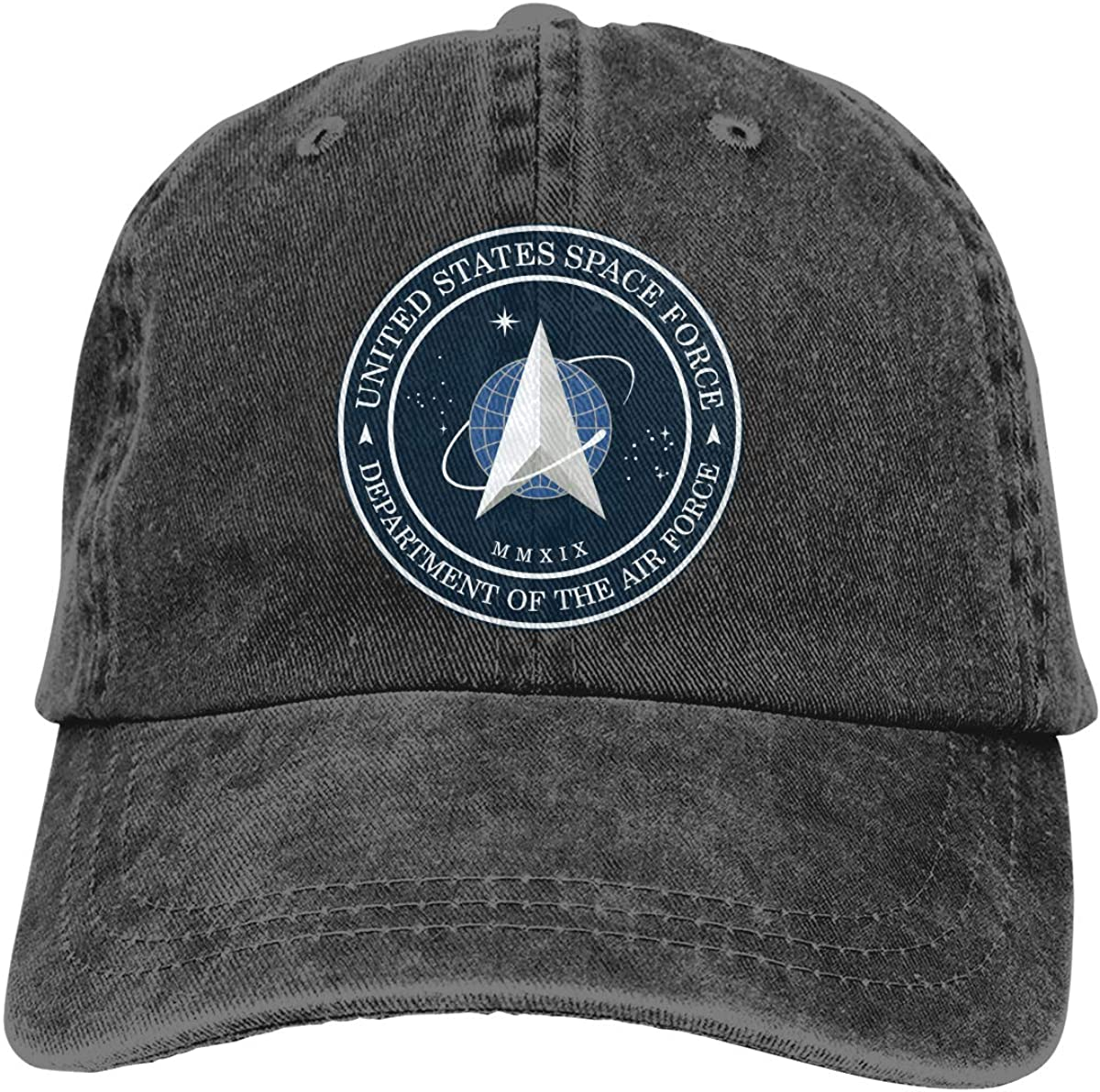 United cheap States Space Force Unisex Jeans Cap price A Sports Hat Baseball