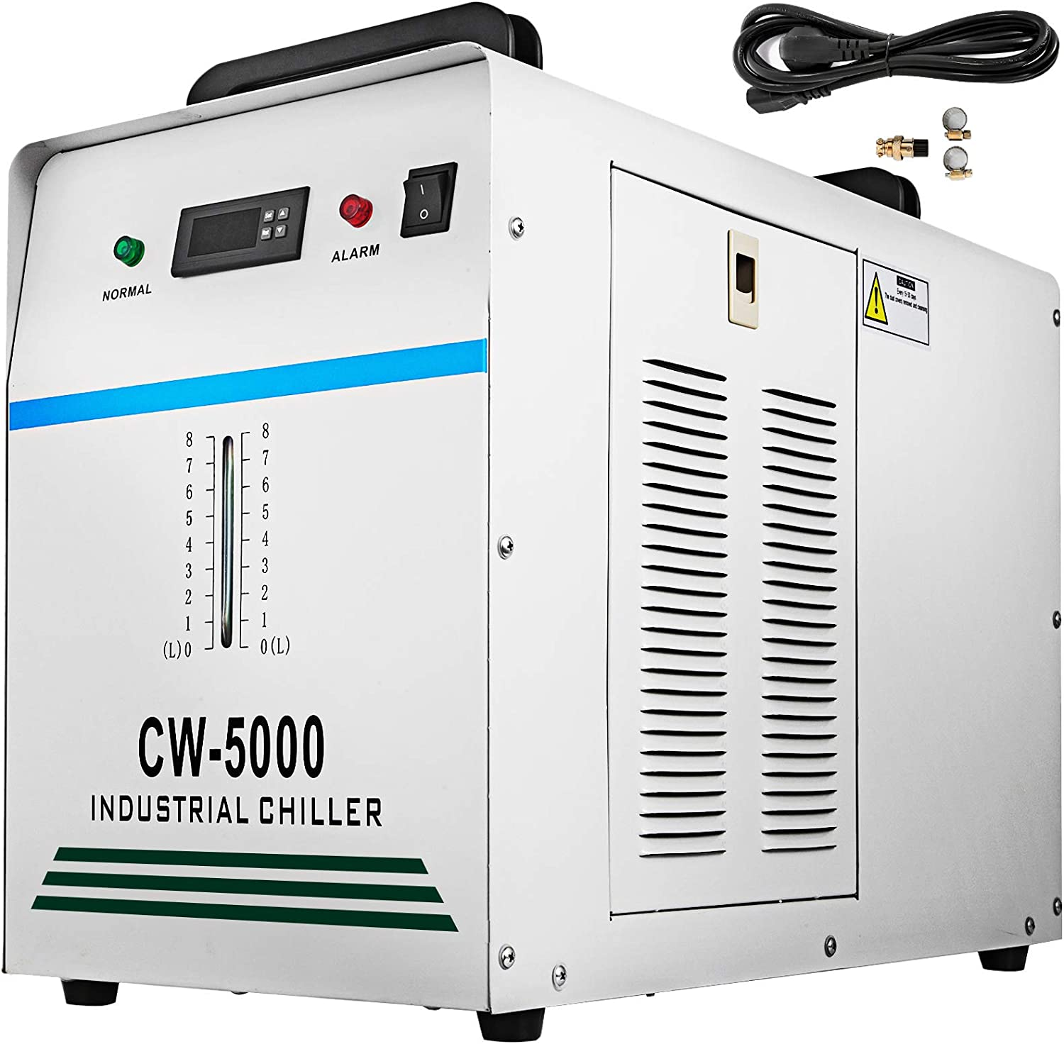 safety BestEquip Cooler CW5000DG Industrial Chiller Water CW-5000 Selling Whi