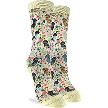 Socks Boot Thin High Ankle Cozy Combed Mens Blue-english-bulldog-pattern