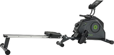 Tunturi Cardio Fit R30 Máquina de remo para casa / Rower - Plegable y con computadora de Entrenamiento
