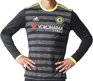 adidas Chelsea Away Long Sleeve Soccer Jersey 2016-17