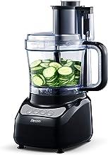 Decen Procesador de Alimentos, 2L Robot de Cocina, Cortador