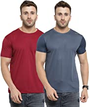AWG - All Weather Gear Men's Regular Fit T-Shirt (Pack of 2)