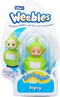 Teletubbies Weebles Wobble Dipsy Figure