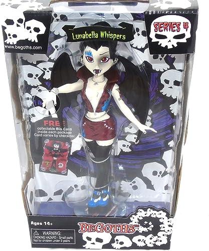 Venta en línea de descuento de fábrica Bleeding Edge Goths 7 inch Series 4 Lunabella Lunabella Lunabella Whispers by Bleeding Edge  tiendas minoristas