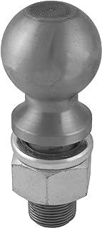 CURT 40085 Raw Steel Trailer Hitch Ball, 30,000 lbs, 2-5/16-Inch Diameter, 1-1/4 x 2-5/8-Inch Shank