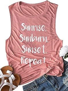 sunrise sunburn sunset repeat shirt