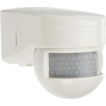 B.E.G 91052 LC-Mini 180 - Detector de Movimiento, Color Blanco