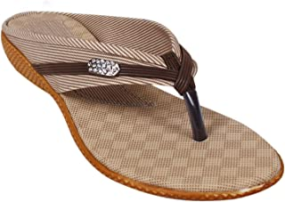 AROOM Women and Girls Fashion Flats Sandals Latest Fashion Stylish Sandals and Casual Slippers