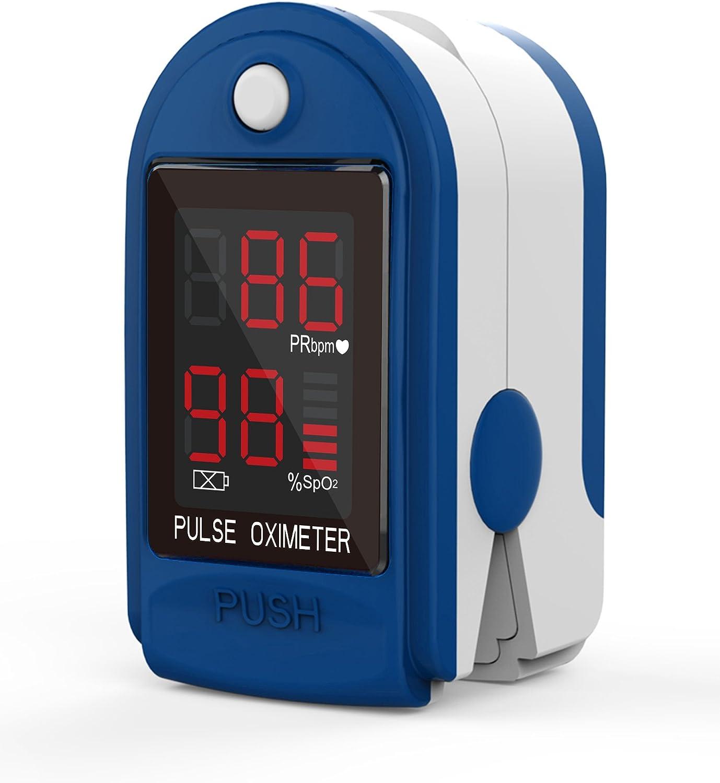 Clinical Guard CMS-50DL Pulse Oximeter Sports Oxygen Blood SpO2 Max 49% Financial sales sale OFF