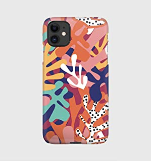 Matisse shapes cover per iPhone 12mini, 12, 12 pro, 12 pro max, 11, 11 pro, 11 pro max, XS, X, X max, XR, SE, 7+, 8, 7, 6+...
