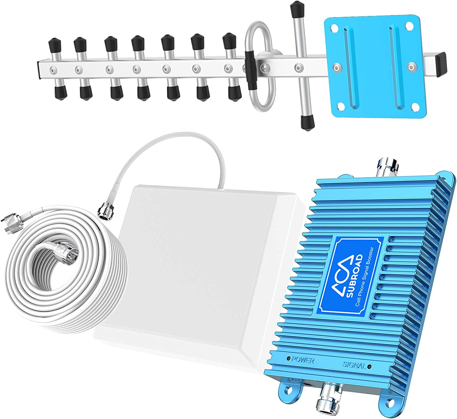 Cell SALENEW very popular! Phone Signal Booster for Home and - Band 1700 Max 79% OFF 66 4 Office