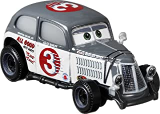 Disney and Pixar Cars Caleb Worley, Miniature, Collectible Racecar Automobile Toys Based on Cars Movies, For Kids Age 3 an...
