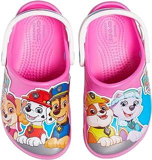 Crocs Unisex-Child Kid's Paw Patrol Clog|Slip on Water Shoe for Toddlers, Boys, Girls