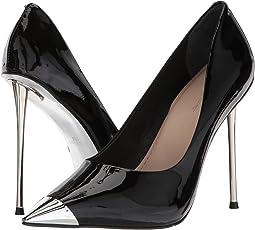 Massimo Matteo - Metallic Cap Toe Heel
