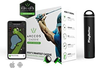 Best arccos caddie android Reviews