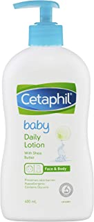 Cetaphil Baby Daily Lotion, 400ml