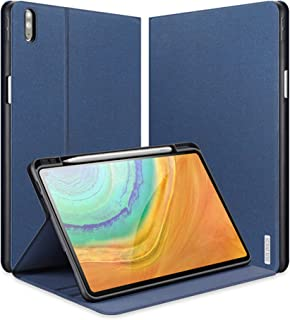 Huawei MatePad Pro 10.8 Dux Ducis Domo Series Case with S Pen holder & Auto Sleep Wake Case Cover (Blue)