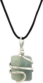 Best aquamarine stone necklaces Reviews