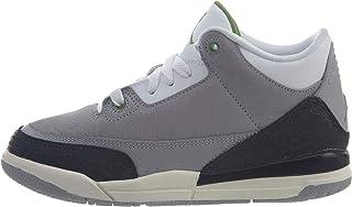new products a26ed fb21a Nike Jordan 3 Retro (PS), Chaussures de Fitness garçon